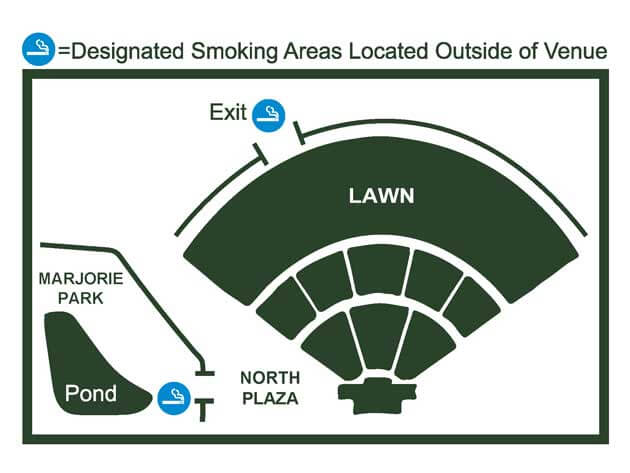 Smoking map